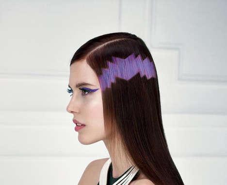 Pixel Art Hairstyles