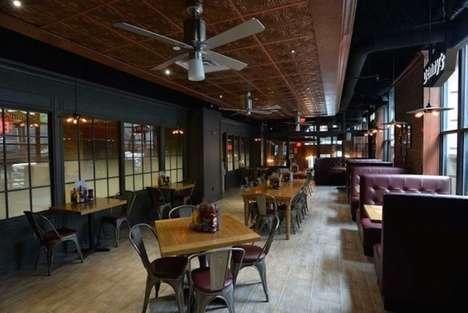 Breakfast Cocktail Bars - This Denny's Restaurant in Manhattan Serves Decadent $300 Brunches