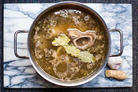 Detox Bone Soup Diets - Health Guru's Promise Bone Broth Will Curb Your Appetite