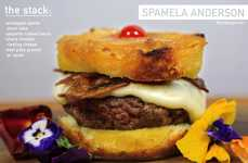 PornBurger's The Spamela Anderson Uses Upside Down Pineapple Cake
