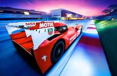 Unconventionally Configured Racecars - The Nissan GT-R LM Nismo Has Front Engine Front-Wheel Drive