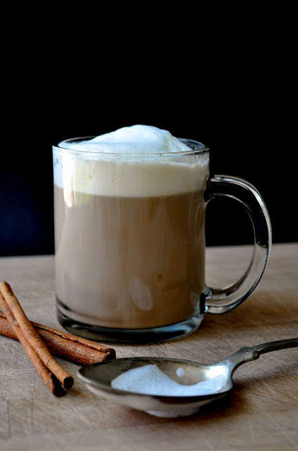 Healthy Homemade Latte Recipes - This Starbucks Dupe Lets You to Make a Cinnamon Dolce Latte at Home