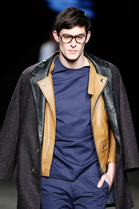 Nerdy Nostalgia Apparel - The Latest Pablo Erroz Collection Highlights Retro Men's Fashion