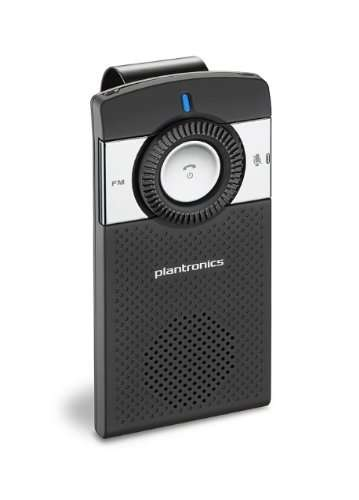 Hands-Free Automotive Speakers - These Plantronics Bluetooth Speakerphones Help You Get Work Done