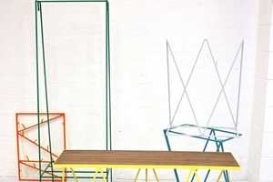 &New;'s 'Less is Fun' Collection Marries Clean Forms and Colorful Hues