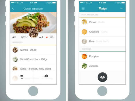 Pre-Diabetes Apps - Nudge Helps High Risk People Change Their Eating Habits