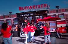 The Budweiser Brewmaster Tour Brings the Commercial Facility to Customers