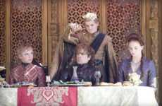 Fantasy Feast Publicity Stunts - The Game of Thrones Pop-Up Will Serve a 3-Day Epic Banquet