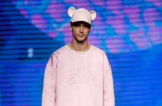 Childlike Streetwear Collections - The Latest Krizia Robustella Runways Show References Teddy Bears