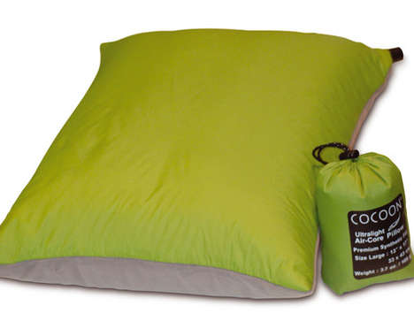 Collapsible Travel Pillows
