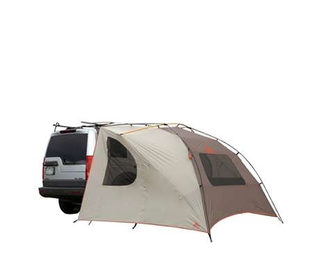 Roof Rack Camping Shelters