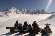 Arctic Roadtrip Excursions - Tailgate Alaska Celebrates Friends and Winter Sport Activities