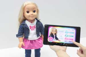 My Friend Cayla is a Toy That Has Smart Conversations with Kids
