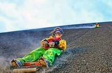 Volcano Boarding Excursions - Nicaragua's Tierra Tour Will Appeal to Adventurous Thrill Seekers