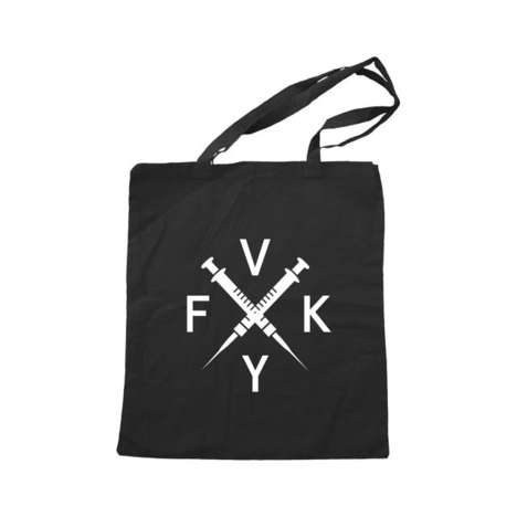Pro-Vaccination Tote Bags - This Fashion Accessory Rudely Tells People to Vaccinate Your Kids