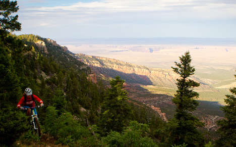 Scenic Mountain Biking Tours - Western Spirit Cycling Adventures Organizes Grand Canyon Excursions