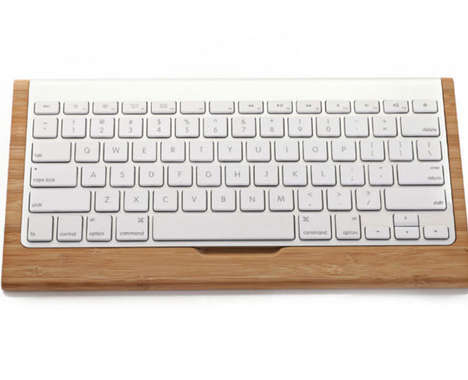 Woody Keyboard Supports