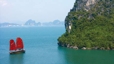 Asian Cycling Tours - This Food-Focused Tour Travels Though Vietnam by Bike