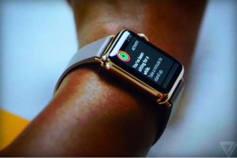 Hospital-Based Wearable Tech - The Apple HealthKit Helps Monitor Chronic Conditions