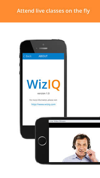 Remote Learning Apps - WizIQ Harnesses Mobile Technology for Learning on the Go