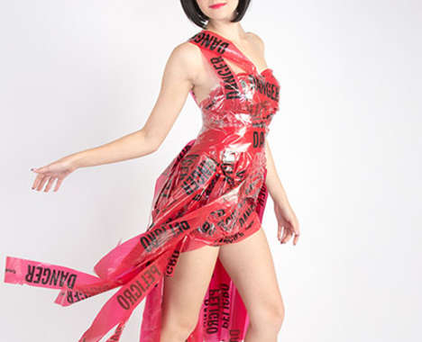 Gorgeous Garbage Gowns