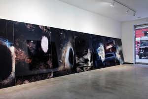 Arslan Sukan Creates Art from iPhone Smudges