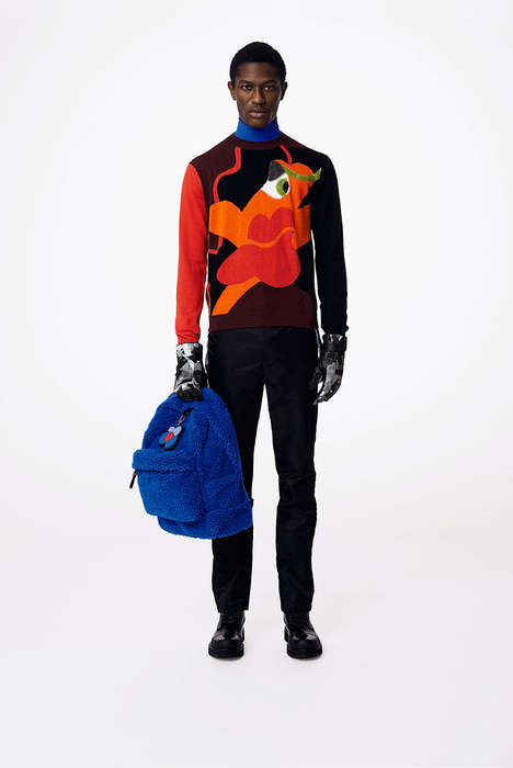Modern Art Streetwear - The Latest Marc by Marc Jacobs Lookbook is Inspired by New York