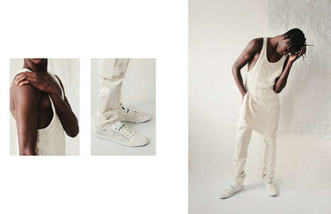 Understated Hip Hop Apparel - F****** Young! Online's Dame Fuego Story Boasts Edgy Street Styling