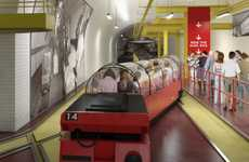 The Mail Rail Musem Will Let Passengers Retrace Mail Train Routes
