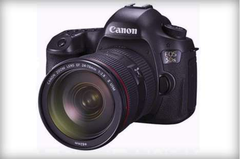 Ultra-Megapixel DSLRs - The Canon EOS 5DS Offers the Highest Resolution Full-Frame Ever