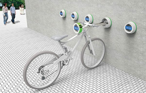 Space-Saving Cycle Storage