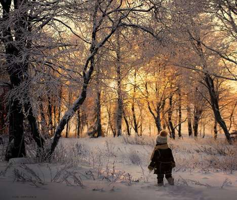 Majestic Russian Photography - Photography Elena Shumilova Captures the Unspoiled Beauty of Russia