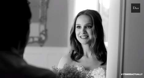 Couture Bridal Short Films - The Miss Dior #itsmissactually Video Plays Off the Julia Roberts Movie