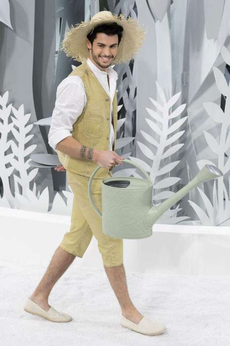 Designer Watering Cans - The CHANEL Watering Can Takes Gardening to Luxurious Levels