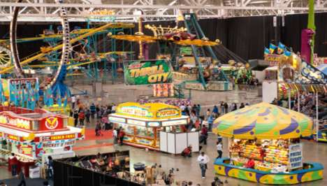 Indoor Theme Parks - The I-X Indoor Amusement Park Celebrates Hispanic Culture