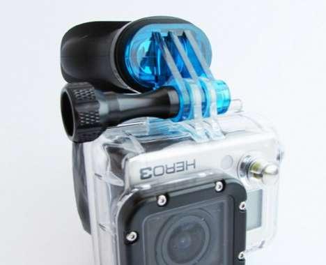 Oral Camera Mounts