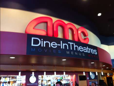 Latino Movie Snacks - AMC Dine-In Theaters Expand Offerings with Tacos and Margaritas Nationwide