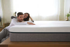 The Yogabed Mattress Combines a Chic Aesthetic and Sleep Health