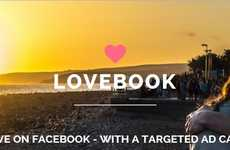 Social Media Marketing Dating - LoveBook Launches Facebook Campaigns to Find You 'The One'