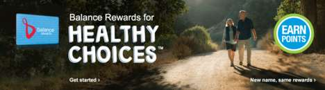 Healthy Pharmacy Rewards - The Walgreens Customer Rewards Program Celebrates Balance