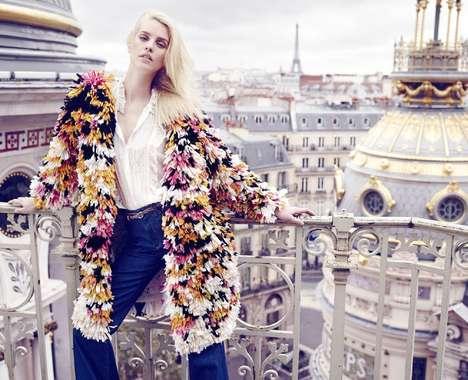 50 Parisian Fashion Editorials