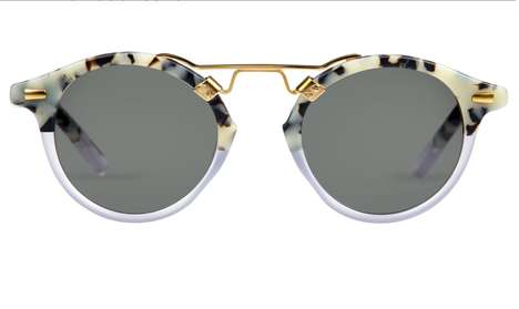 Artisan Americana Eyewear - KREWE du Optic Creates Cultural and Individualistic Frames