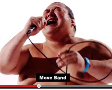 Sumo Rocker Commercials