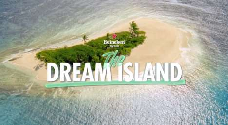 Life-Changing Adventures - Heineken Encourages People Not To Leave Their Dreams Behind At the Bar