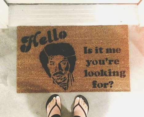 Nostalgic Lyrical Doormats