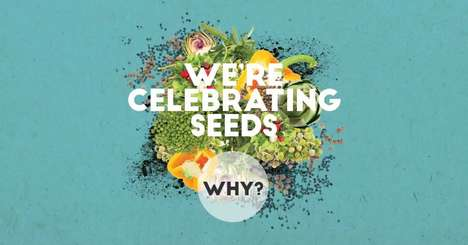 Seed-Celebrating Campaigns - Musicians Team Up with USC Canada to Promote a Healthy Food System