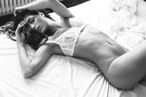 Sensually Spontaneous Editorials - Marco Michieletto Captures a Nude Photoshoot for C-Heads