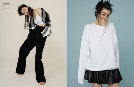 Contemporary Grunge Fashion - Do Whatever You Want is a Rebellious Feature by The Ones 2 Watch