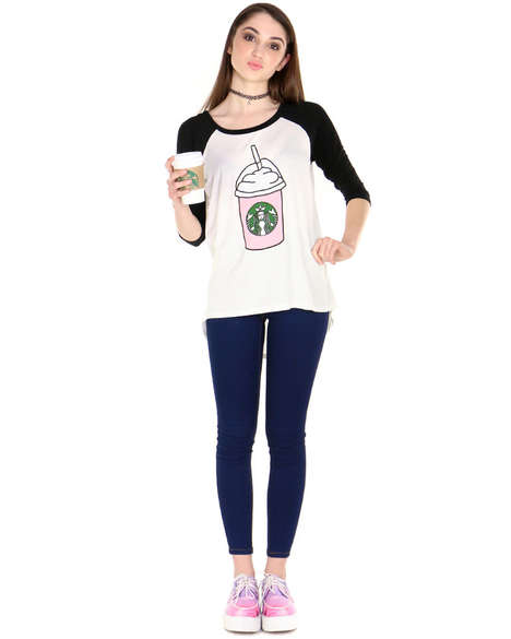 Coffee Devotion Tees - Express Your Starbucks Love with an Adorable Frappuccino Shirt