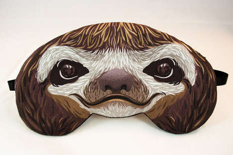 Sloth Sleep Masks - Etsy's Bedtime Accessory Will Aid With Rest and Relaxation